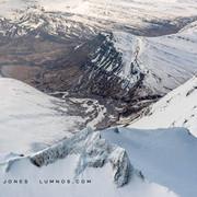 Winter, Aleutian Mountain Range, no.51