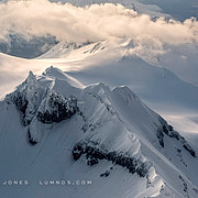 Winter, Aleutian Mountain Range, no.30