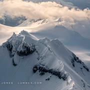 Winter, Aleutian Mountain Range, no.30