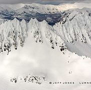 Winter, Aleutian Mountain Range, no.13