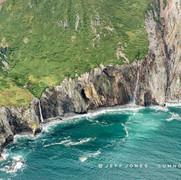 Waterfalls at Ocean's Edge