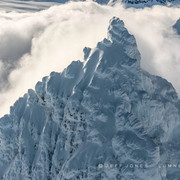 Winter, Aleutian Mountain Range, no.39