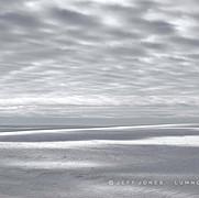 Cloud Patterns on Snowscape