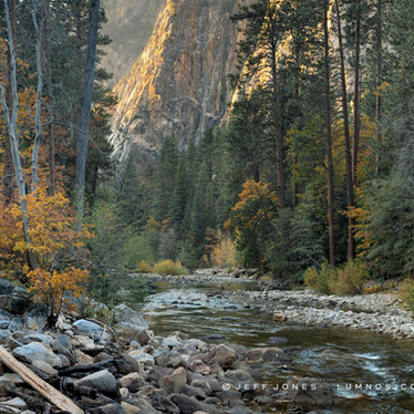 Fall Afternoon, Kings River