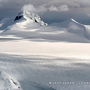 Winter, Aleutian Mountain Range, no.1