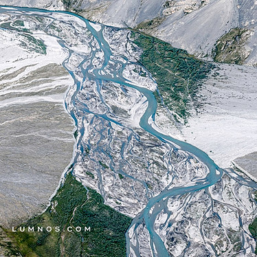 Braided River and Alluvial Fans