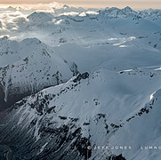 Winter, Aleutian Mountain Range, no.49