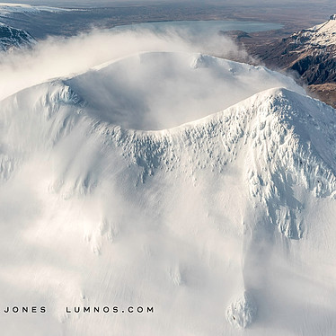 Winter, Aleutian Mountain Range, no.47