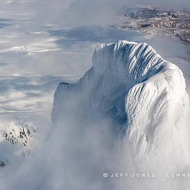 Winter, Aleutian Mountain Range, no.40