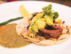 Tac/Quila Steak Tacos