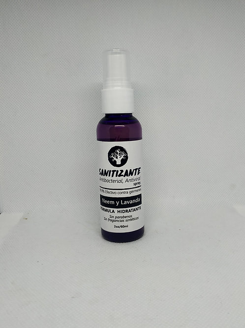 Spray Sanitizante