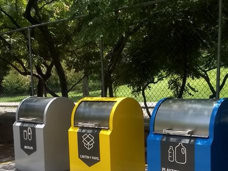 Piensa Global Actúa Localmente Recicla