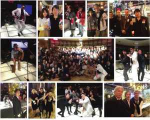 JCD WINTER PARTY 2014!
