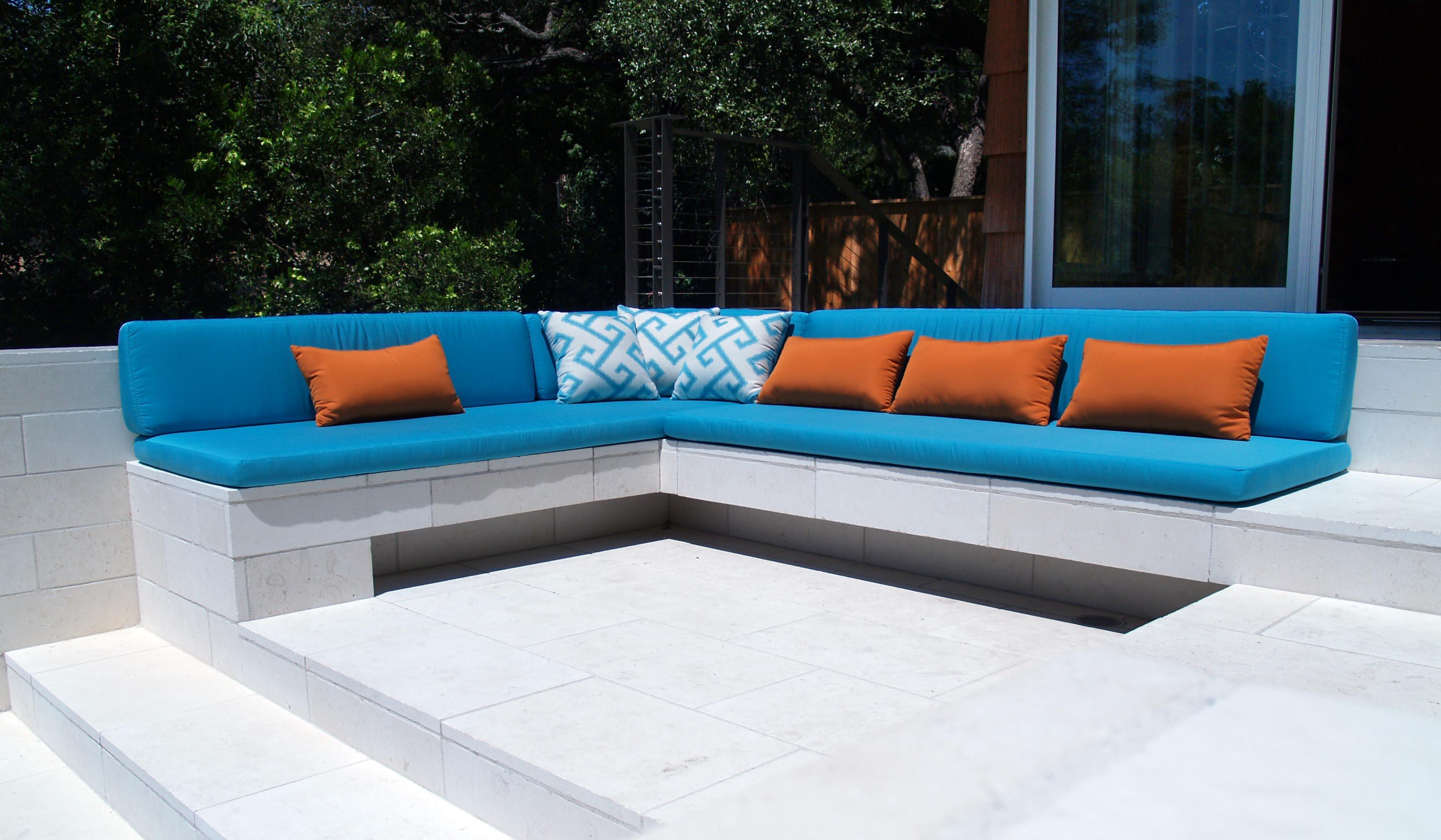 Alabama Awnings Outdoor Patio Cushions