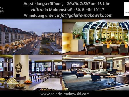 Juni - Hilton, Berlin, Capital Club ...
