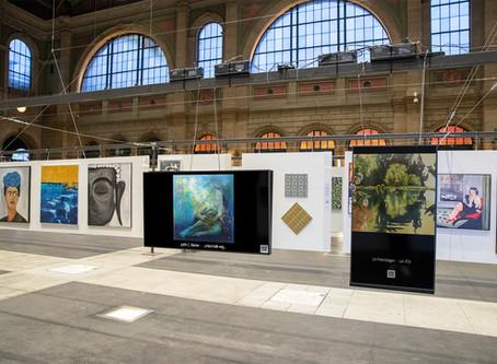 Swissart Expo: Artbox Project 1.0