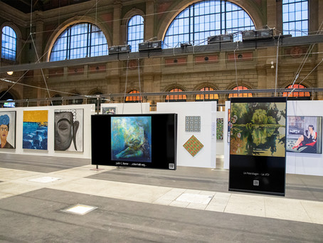 Swissart Expo: Artbox Project 1.0