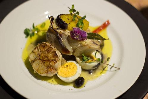 Aula de Culinária - Chef Eloi - Módulo 2 + Apostila