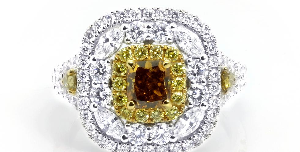 SERAPHINA DIAMOND ENGAGEMENT RING