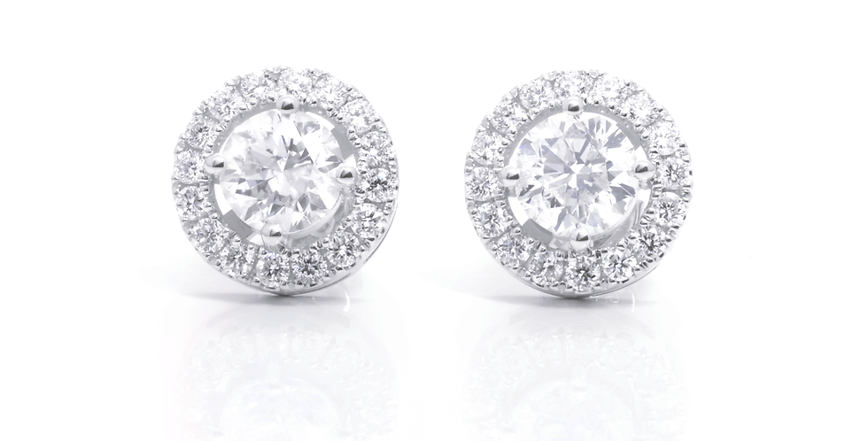 SASCHA DIAMOND EARRINGS