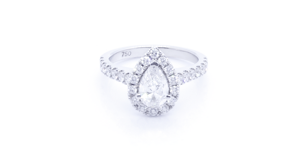 PERLA DIAMOND RING