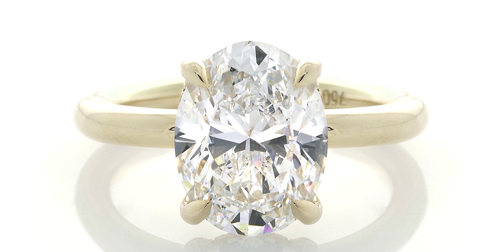 CLEMENTINE DIAMOND ENGAGEMENT RING