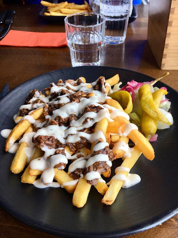 Finlande - Kilpisjärvi - Kilpis restaurant