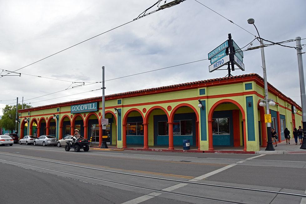 Tucson - 4th avenue - Goodwill