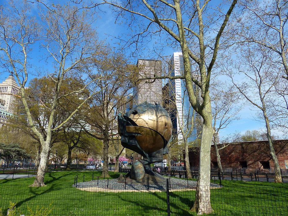 New-Yok - The Sphere
