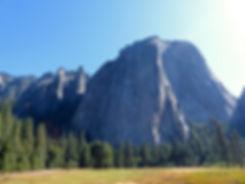 Yosemite National Park Cathedral Rocks