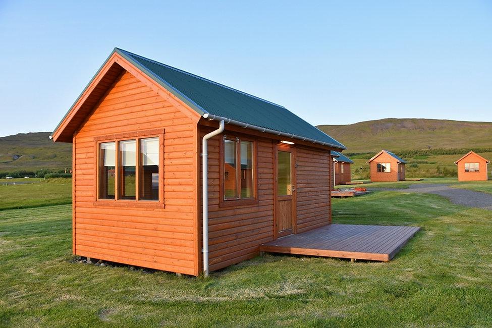 Islande - péninsule de Vatnsnes - Hvammstangi Cottages