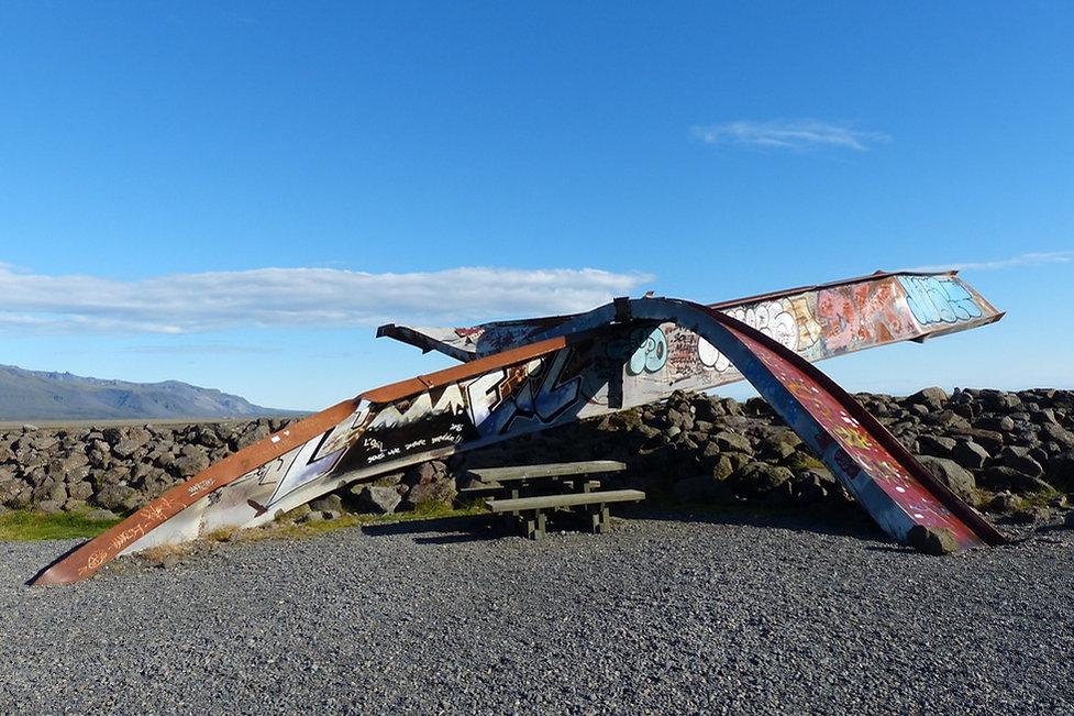 jökulhlaup islande iceland pont route 1 bridge