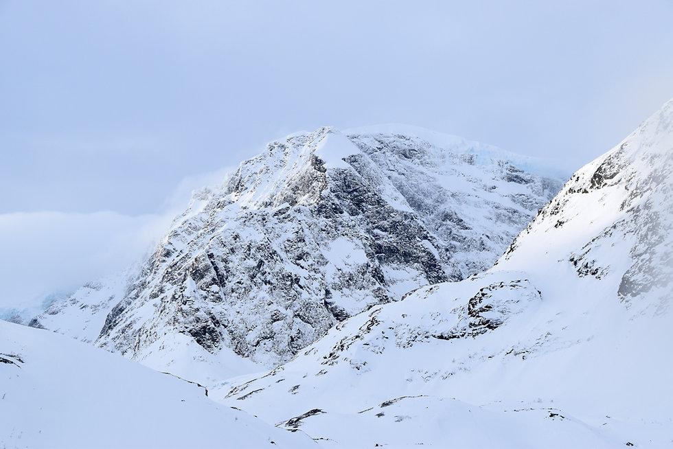 Norvège - alpes de lyngen - Jiehkkevarri