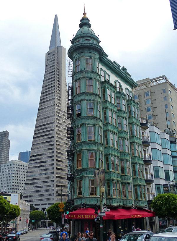 San Francisco Columbus Tower