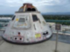 Universal Studios Hollywood capsule Apollo 13