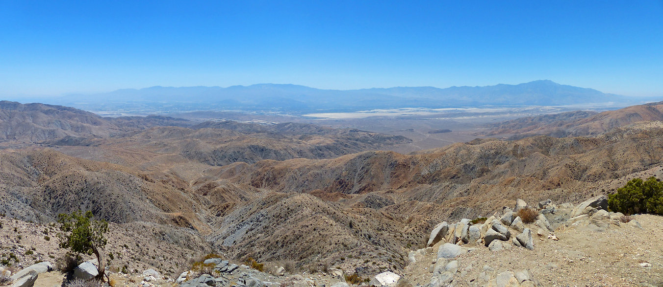 Joshua Tree National Park Key's View