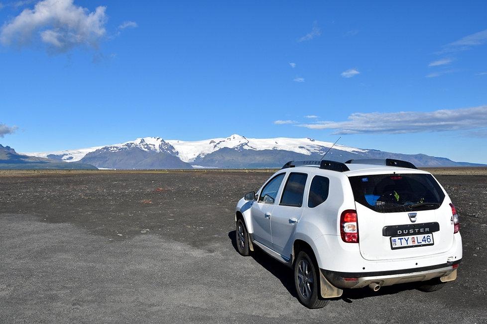 Vatnajökull duster islande iceland Öræfajökull