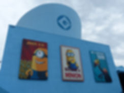Universal Studios Hollywood Minions