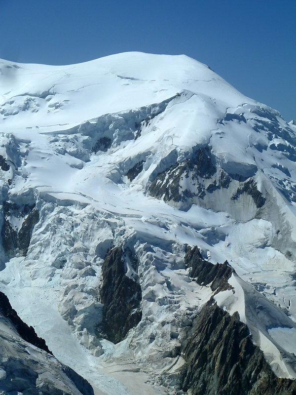 Chamonix - Aiguille du Midi - Dome du Gouter