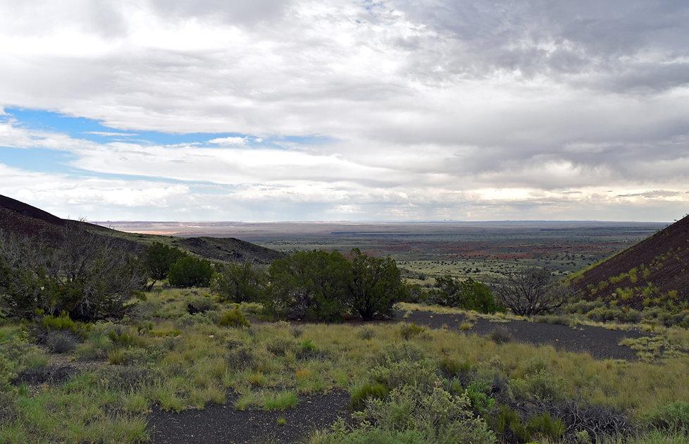 Arizona - Wupatki National Monument - Doney Mountain