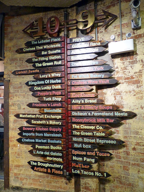New-York - Chelsea Market