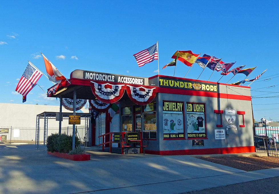 Arizona - Kingman - Beale Street - Route 66