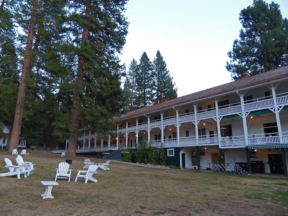 Yosemite National Park Wawona Hotel Big Tree Lodge