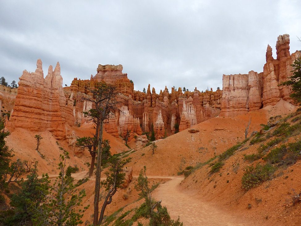 Bryce Canyon National Park Queen's Garden Trail