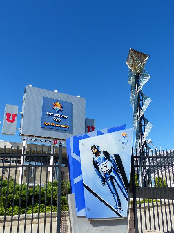 Salt Lake City Olympic Cauldron Park