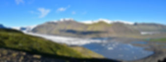 Skaftafellsjökull 2017 glacier lac proglaciaire