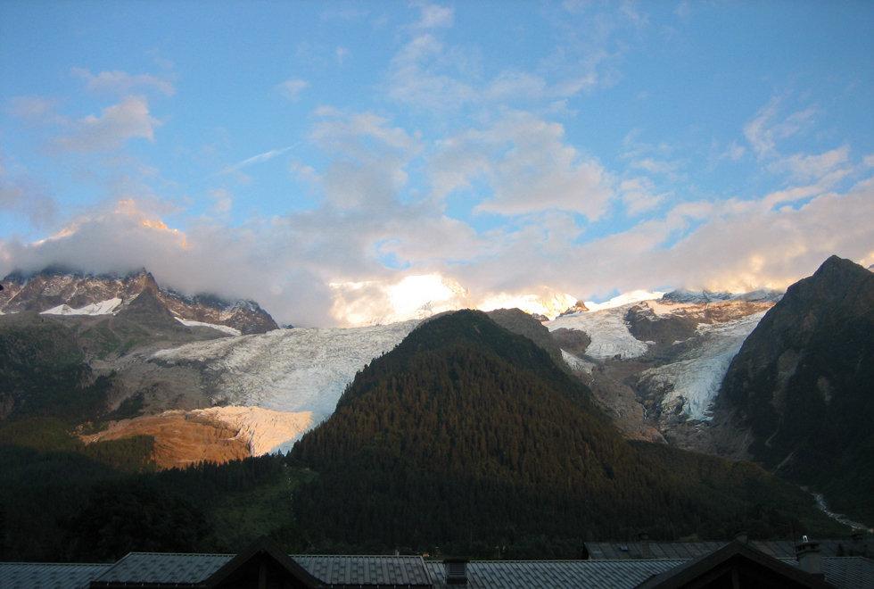 Chamonix - Glacier des Bossons - Taconnaz