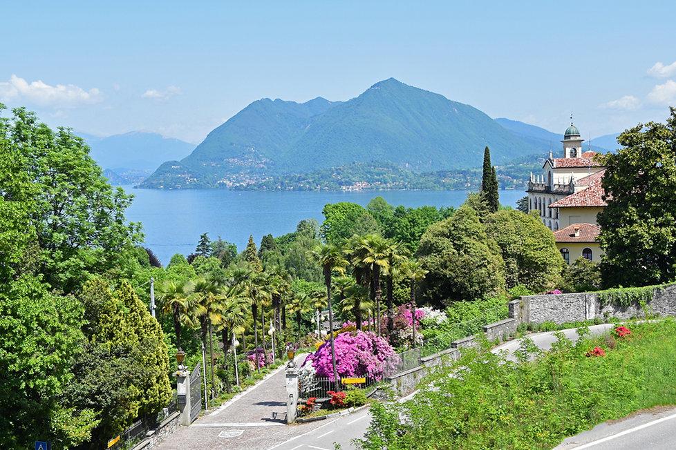 Italie Lac Majeur Stresa