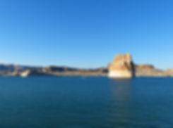 Lake Powell Lone Rock