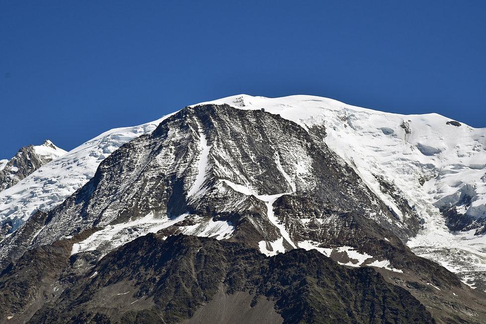 Chamonix - les Houches - randonnée - prarion - aiguille gouter